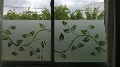 vinilos decorativos esmerilados, ventanas, mamparas