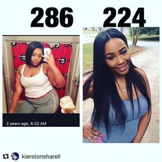 IG InspirWeighTion via @kierstonsharell✨Visit TheWeighWeWere.com to read full weight loss stories!✨