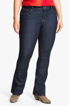 Lucky Brand Ginger Bootcut Jeans (Plus) available at #Nordstrom