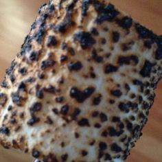 Roasted marshmallows :)