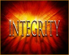 How to lead with integrity. #leadership