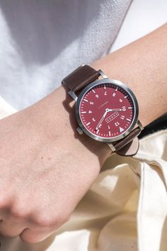 Timeless, quality watches to be worn everyday | Shore Projects