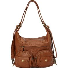 Sophisticated Chic Leather Handbag