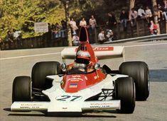 Formula 1 from the & F1 Racing, Racing Team, Formula 1, Parnelli Jones, F1 Motor, Spanish Grand Prix, Mario Andretti, American Racing, Vintage Race Car