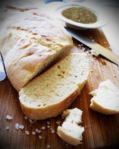 Recipe Italian Bread Fresh Home Made Bread