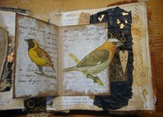 Mixed Media Books: New Pages In My Book