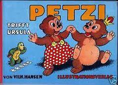 Loved my Petzi books...