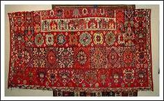 Tappeto Rabat Antiquariato su Arsantik