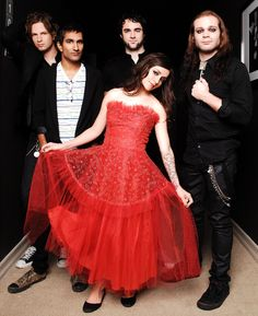 "Flyleaf - Love this group! Favorite song ""Sorrow"""