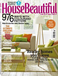 April 2013. housebeautiful.co.uk