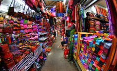 Endless way to your passion. Thailand Markets