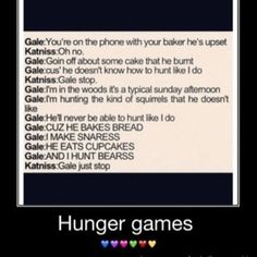 Hunger Games & Taylor Swift humor (:   I am laughing WAY to hard at this.