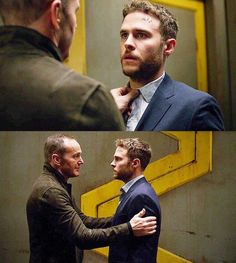 Fitz - Coulson - FitzSimmons Wedding - Agents of Shield