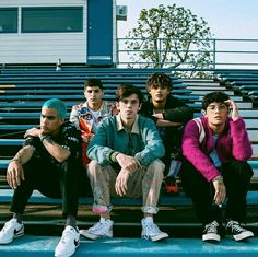 The best boy band ever Simon Cowell, Pop Americano, Pretty Much Band, Keep Rocking, Brandon Arreaga, Brain Dump, Fine Boys, Celebs, Celebrities