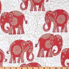 Karavan Stretch Cotton Jersey Knit Marrekech Honey - Discount Designer Fabric - Fabric.com