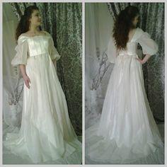 Wedding dress. Asbat collection bridal