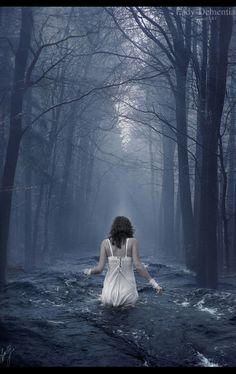 Ghosts by Lady Dementia @Antonio Carlos Teixeira