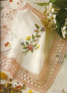 Labores para el hogar en crochet