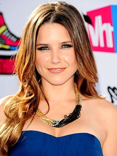 Love Sophia Bush! She gets that pretty skin by using pure oils.  Her faves are sesame oil and rose oil.