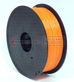 GLOW IN THE DARK YELLOW PLA Filament 2.85mm – Filaments.ca