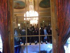 Grand hotel Bordeaux ! primeurs 2013 Vu à travers le Miroir