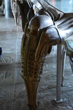 #giger #hrgiger #alien #xenomorph #biomechanoid