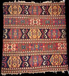 Shirvan kilim, 19th c.