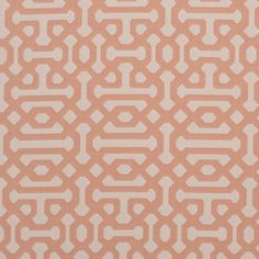 "Sunbrella 45991-0003 Fretwork Cameo 54"" Upholstery Fabric"