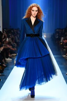 6b4193a84 Jean Paul Gaultier Fall 2018 Couture Fashion Show Collection: See the  complete Jean Paul Gaultier