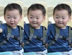 Triplets #Daehan Minguk Manse# Song Il Gook, Song Triplets, Song Daehan, Cute Asian Babies, Superman, Sons, Parenting, Baby, Korean