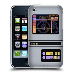 Official Star Trek Padd Gadgets TNG Hard Back Case for Apple iPhone 3G  3GS -- You can get additional details at the image link. (Note:Amazon affiliate link)