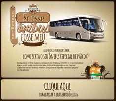 Campanha Interativa Andorinha- Se Esse Ônibus fosse Meu