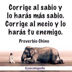 FRASES SABIAS... #frasessabias #buscalogratis #frases Positive Phrases, Positive Thoughts, Cute Animal Quotes, Mr Robot, Pretty Quotes, Pablo Neruda, New Me, Teaching Spanish, Spanish Quotes