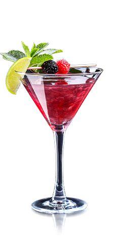 Peach Vodka, Cranberry Juice - Viniq Cocktails