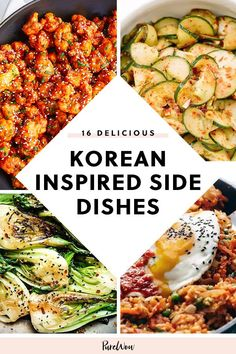 16 Korean-Inspired Side Dishes, from Bok Choy to Kimchi Fries