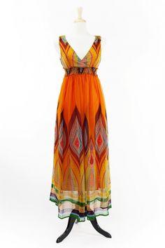Dressing Your Truth - Type 3 Tango Maxi Dress