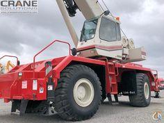 2007 Link Belt Rough Terrain Crane for Sale Cranes For Sale, Tractors, Vehicles, Cars, Vehicle