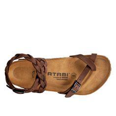 Birkenstock Tatami Yara Classic, Habana Brown, size 41 $145.95