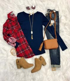 Back To Classic Navy Top