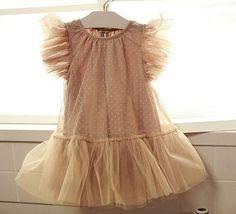 sweet dotted dress by hellodearkids