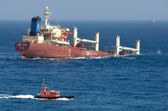 Ship sinking -