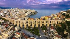 Tansfers Thessaloniki to Kavala Thessaloniki, Wonderful Places, Beautiful Places, Turu, Best Cities, Aerial View, Solo Travel, View Photos, Travel Pictures
