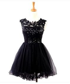 Homecoming Dress,Short Prom Gown,Tulle Homecoming Gowns,Sequin Party Dress,4303