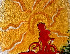 Graffiti Art in Soweto, South Africa - LandLopers Graffiti Art, South Africa, Travel Inspiration, Street Art, Yellow Things, My Favorite Things, Orange, Pretty, Red