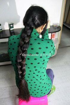 Long Silky Hair, Very Long Hair, Beautiful Braids, Beautiful Long Hair, Indian Hairstyles, Braided Hairstyles, Indian Long Hair Braid, Cut My Hair, Braids For Long Hair