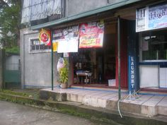 A one-stop store is a familar neighborhood sight in Baguio