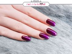 non solo Kawaii - Nail Arts for Grazia.it, Pinks & Reds