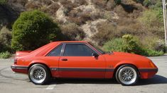 1986 Ford Mustang GT presented as Lot T190 at Anaheim, CA