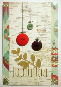 Joulukortti Advent Calendar, Holiday Decor, Home Decor, Decoration Home, Room Decor, Advent Calenders, Home Interior Design, Home Decoration, Interior Design