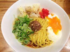 麻沙羅 スパイシーカレー  http://soulwear.jp/soulfood/?p=3961 #汁なし担々麺 #グルメ